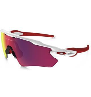 Oakley Radar EV Path Brille Frame: polished White Lens: Prizm Road