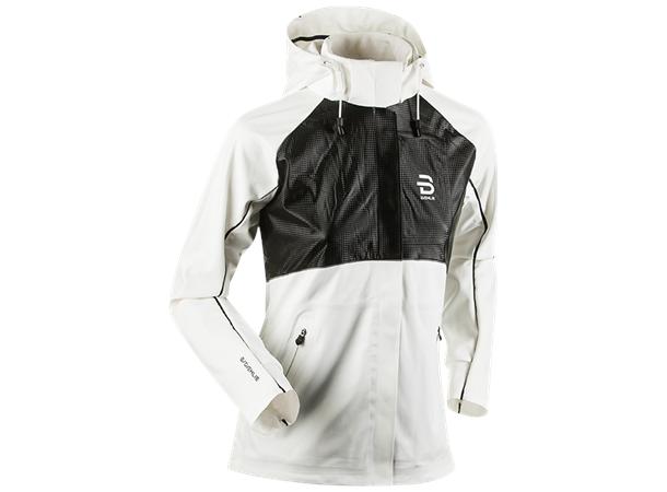 63a967ff Dæhlie Jacket Raw skijakke dame L Skijakke i softshell Snow White - Foss  Sport AS