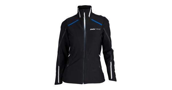 0f341199 Swix Triac Jacket skijakke dame XS Langrennsjakke i Gore WS - Black ...