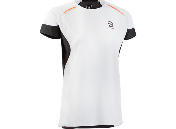 Bjørn Dæhlie T-Shirt Raw Wmn L Bright White - Foss Sport AS 31d2748b171ea