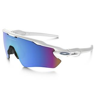 Oakley Radar EV Path Prizm Snow Frame: Polished White. Lens: Prizm Snow