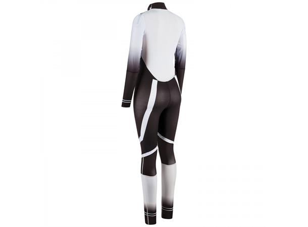 d4955452 Dæhlie Racesuit Nations dame XS Slim-fit racingdress Black - Foss ...