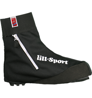 Lill-Sport Boot Cover Skotrekk Sort f456de06ca1c9