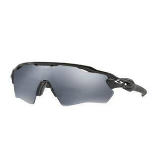 Oakley Radar EV XS Path Polished Black Brille m/ Black Iridium Polarized