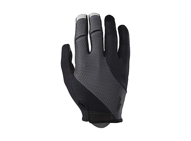 f743f0a6 SPECIALIZED BG GEL GLOVE LF XXL BLACK/CARBONGREY - Foss Sport AS
