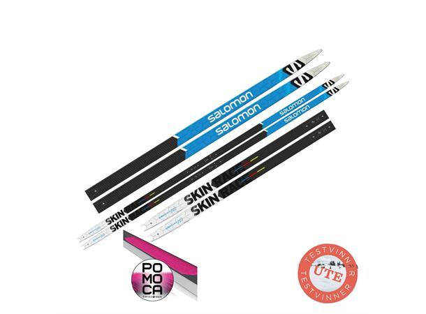 43f5a4f62554 Salomon S Race Skin felleski Racingski med POMOC felle. Soft 196cm - Foss  Sport AS