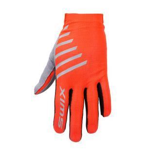 30925adf Swix Radiant glove multisport hanske Med super følelse og grep - Neon red