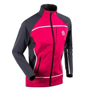 b2fc36c0 Dæhlie Jacket Legend 3.0 skijakke dame For høy intensitet - Bright Rose