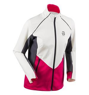 6a7e5d44 Dæhlie Jacket Champion skijakke dame Teknisk softshell-jakke - Snow White
