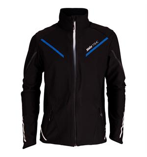 1c3bd0e9 Swix Triac Jacket skijakke herre Høyteknologisk langrennsjakke - Black