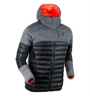 223b1b29 Dæhlie Jacket Raw Insulator 3.0 herre Teknisk og lett dunjakke - Black