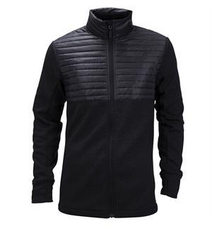 f319a373 Swix Blizzard Hybrid Jacket herre Varm mellomlagsjakke - Black