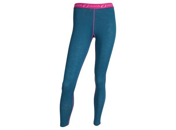 c5795384 Ulvang Rav 100% pants Ws M Ull bukse Mosaic Blue/Granite/Beetroot - Foss  Sport AS
