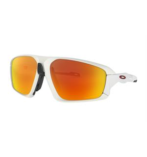 d394e40e54b6 Oakley Field Jacket Matt White w  Prizm Ruby