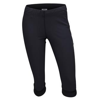 Swix Quest Modular Tech Knickers Dame Knelang softshell skibukse - Black