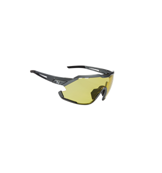 Northug Performance Platinum Brille Multisportbrille Gul
