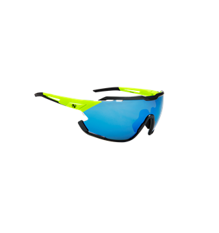 Northug Gold Pro Watersport Sportsbrille Brille for vannsport Sitrongul