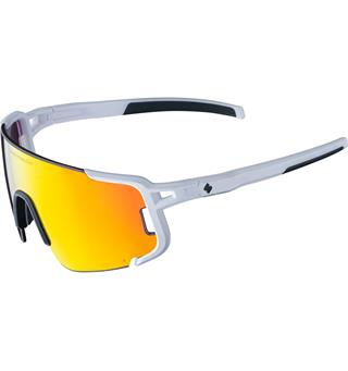 Sweet Ronin RIG Reflect Brille Sportsbrille m/solid lense - Matte White
