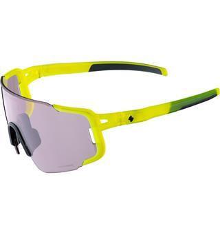 Sweet Ronin Max RIG Photochromic Brille Solid sportsbrille - Matte Crystal Fluo