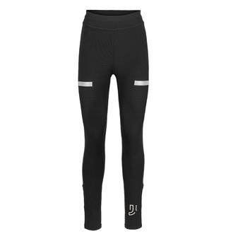 Johaug Gleam Tights Sporty trenings tights - TBLCK
