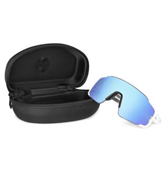 Sweet Sport Glasses Hard Case Etui Oppbevaring til sportsbriller -  Black