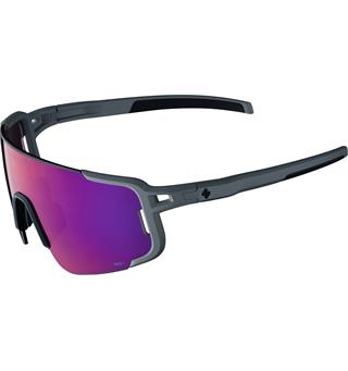 Sweet Ronin RIG Reflect Brille Sportsbrille m/solid lense - Nardo Gray