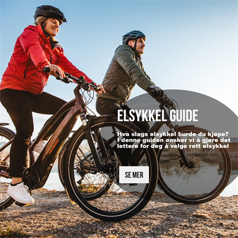 Elsykkel guide tips