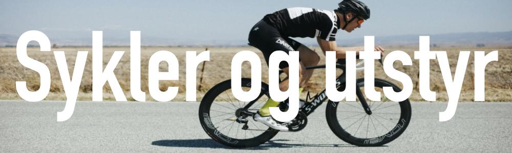 414f87ad Sykkel er et av de virkelig store områdene hos oss. For å sikre at du som  kunde skal kunne få den beste sykkelen og utstyret har vi i Foss sport  valgt å ...